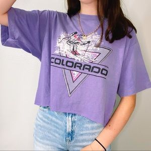 colorado graphic tee
